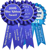 2015 Blue Ribbon Award